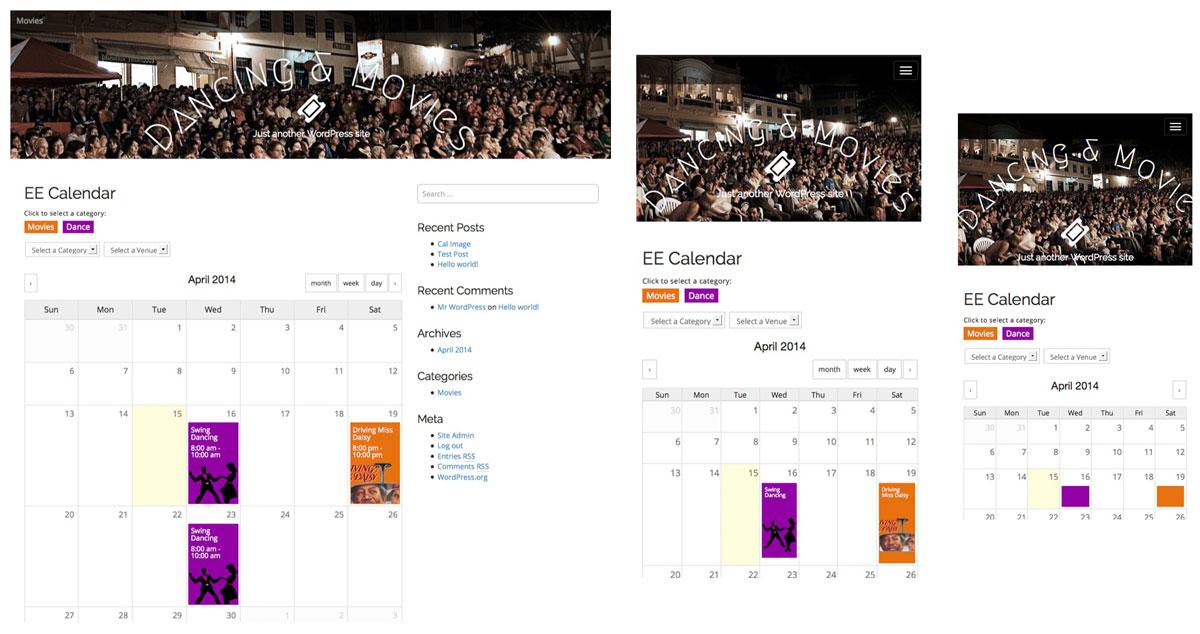 Event Smart Calendar