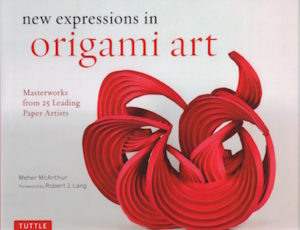 New Expressions in Origami Book Signing