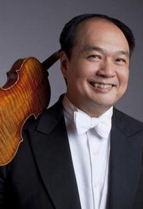 Robert Chen, violin