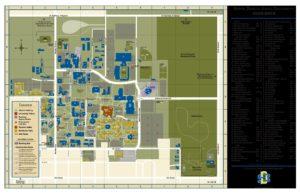 Campus-Map-18-19 - South Dakota Office of Emergency Management