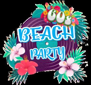 60s 70s Beach Party