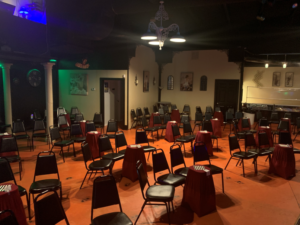 Inside GTS Theatre