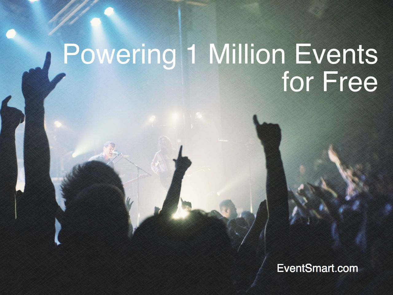 Free online event registration ticketing for 1 million events