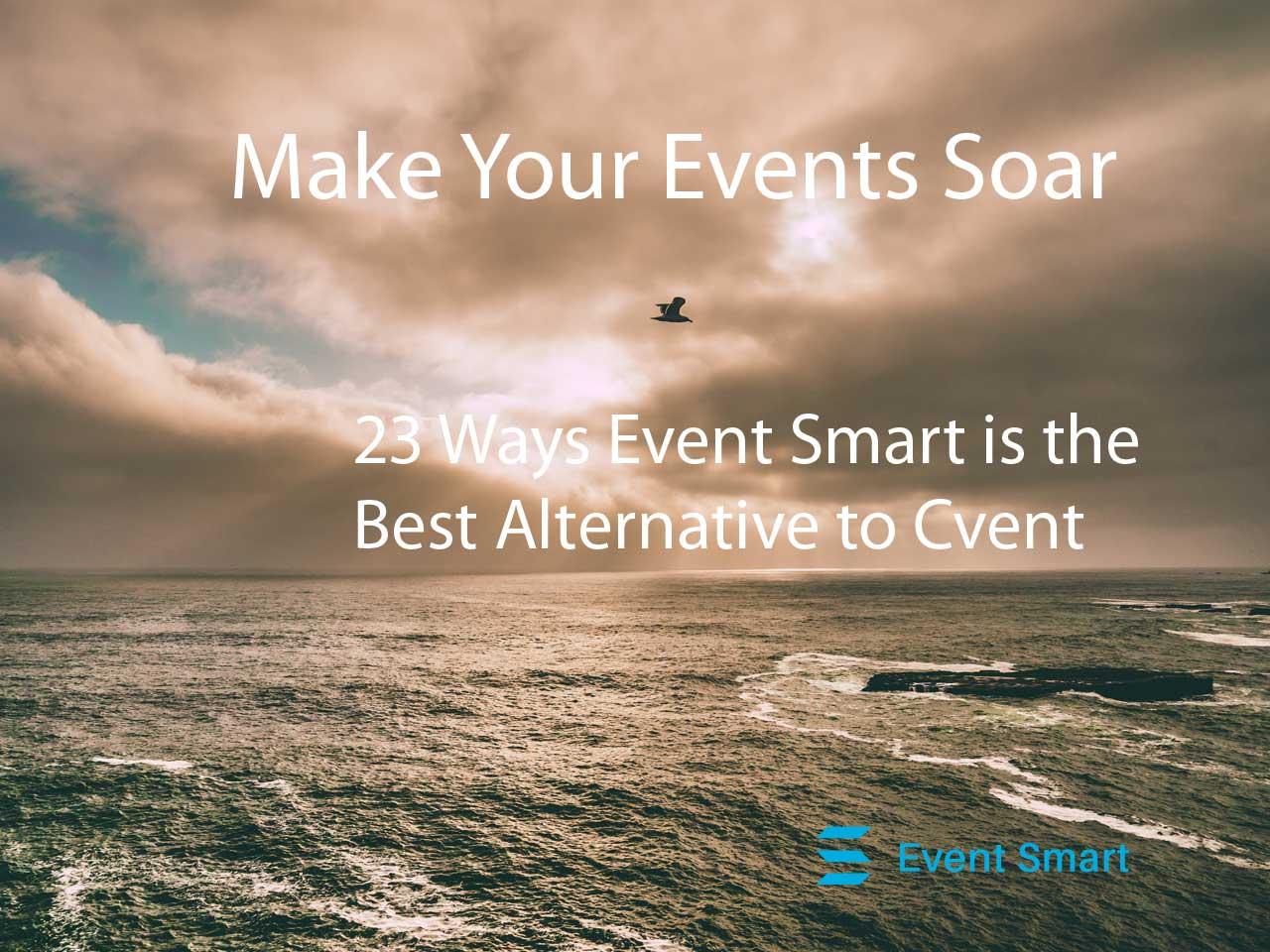 Cvent Alternatives online event registration ticketing.