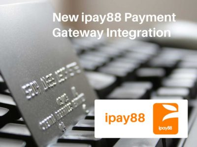 iPay88 Payment Gateway Now Available for Malaysia Event Organizers