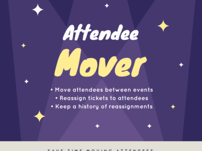 Attendee Mover Now Available