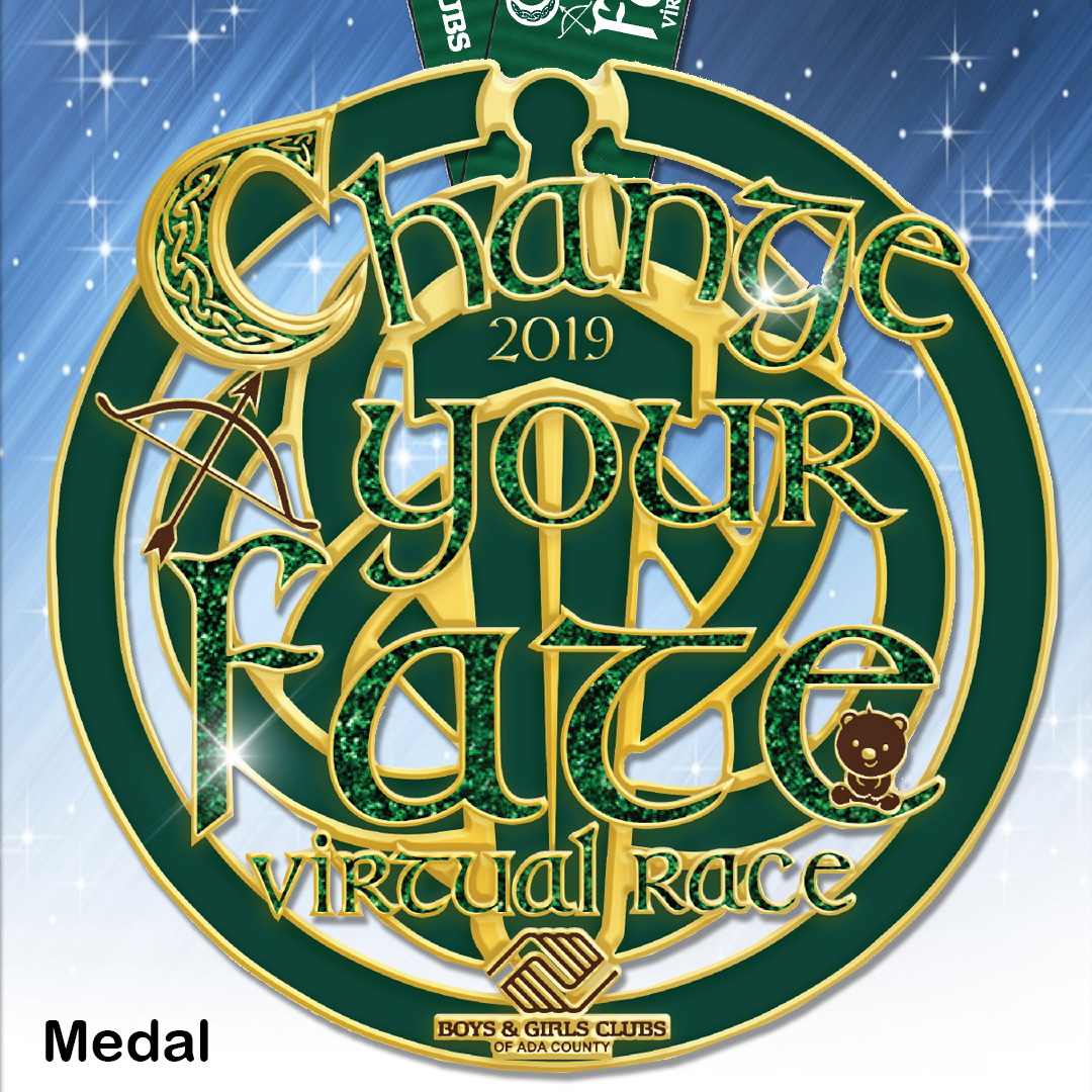 Change Your Fate Virtual Race 2019 | Benefiting the Boys and Girls