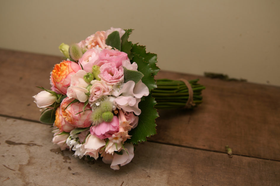 Create your own flower bouquet class - Demo Event Smart