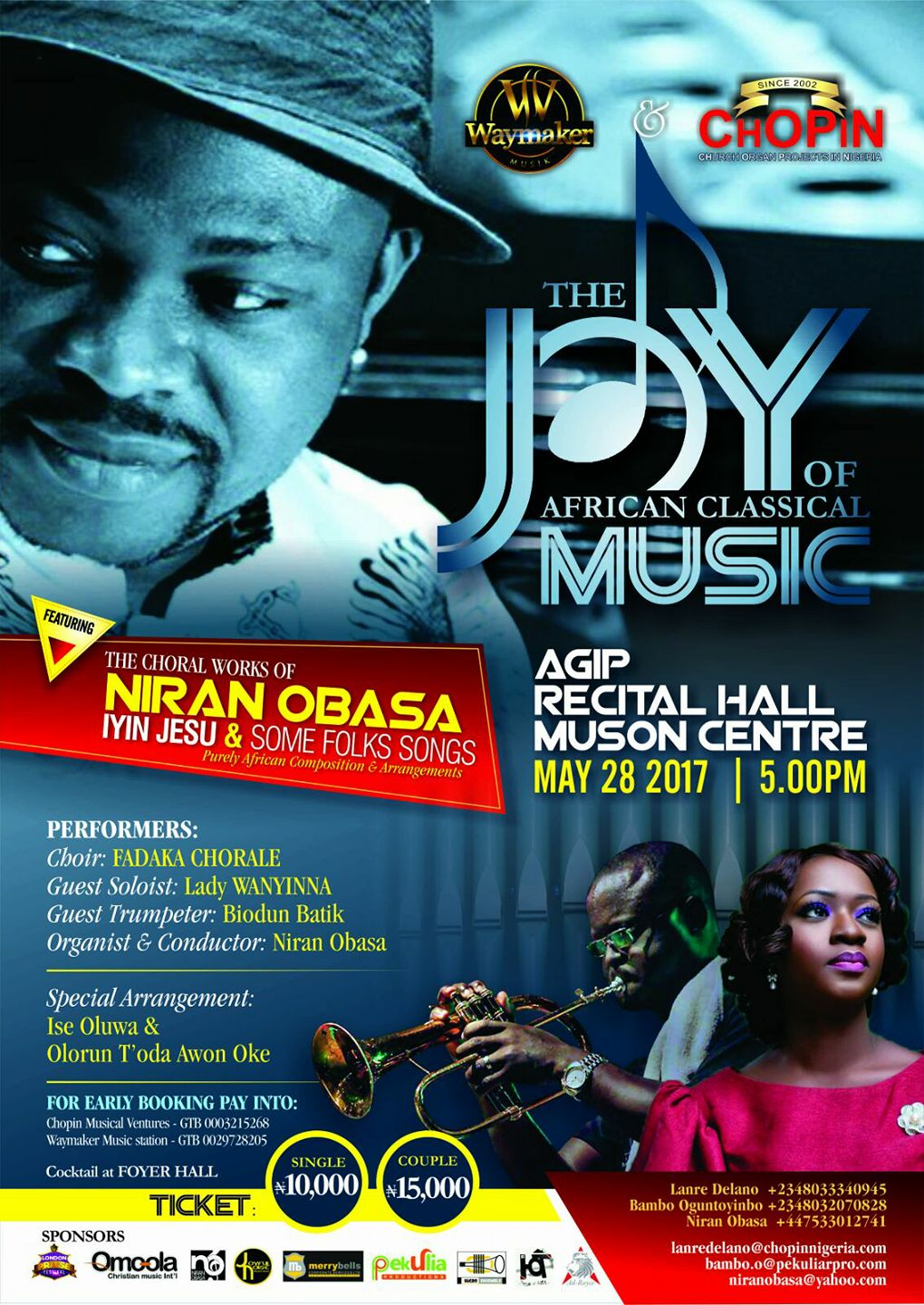 The Joy of African Classical Music - Joy of African Classical Music