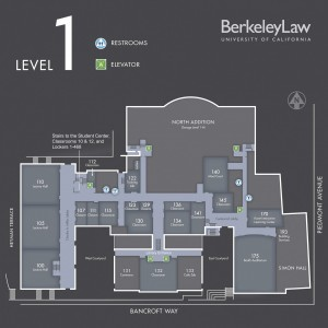 Map-of-Law-School-1st Fl