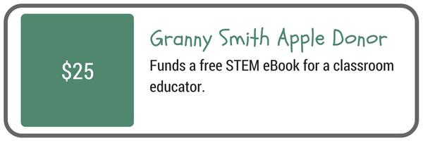 $25 Granny Smith Apple Donor