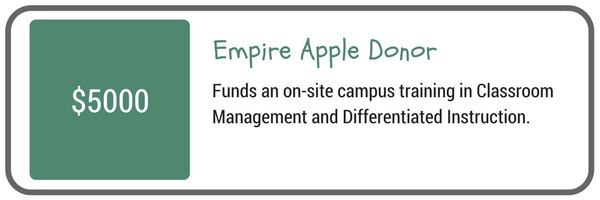Empire Apple Donor