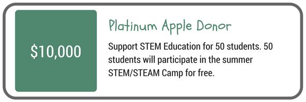 Platinum Apple Donor