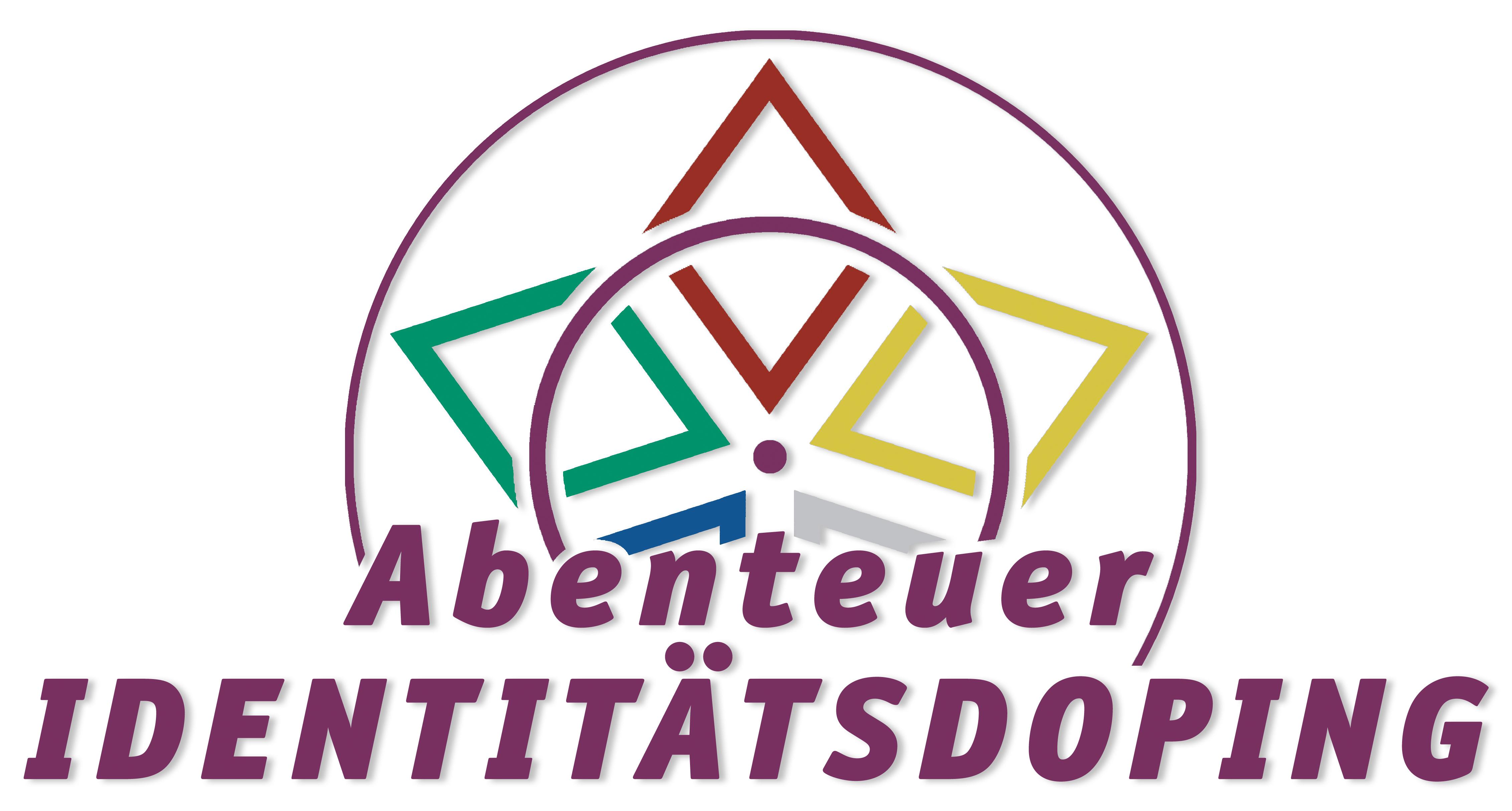 IDENTITAETSDOPING - ABENTEUER IDENTIITAETSDOPING - Logo - RGB