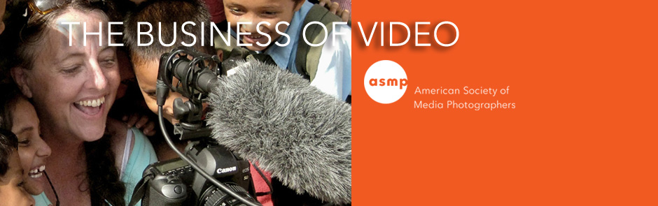 Business of Video by Gail Mooney