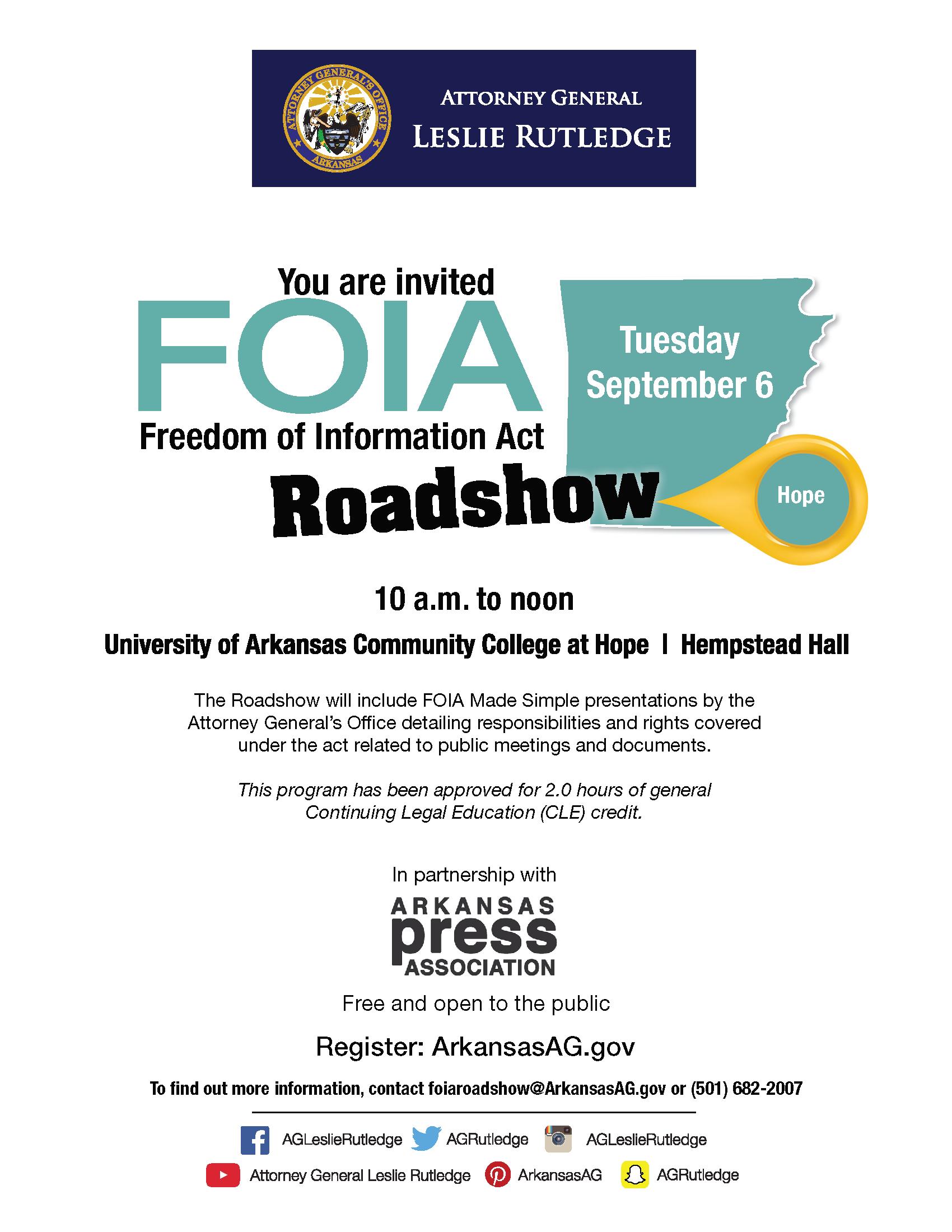 FOIA Roadshow flier IMAGE_Hope 2-29-16 (2)