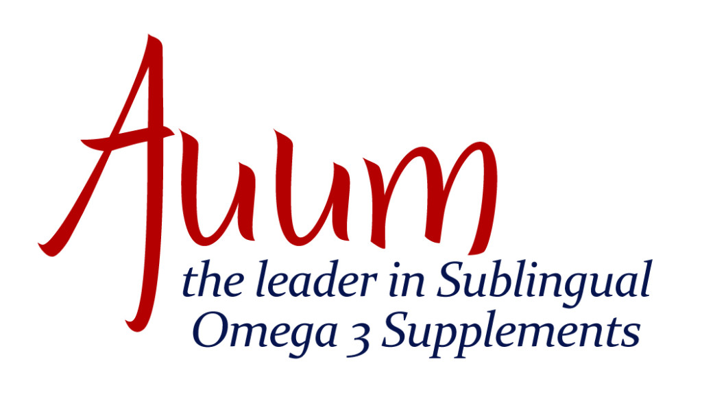 Auum the leader in sublingual white graphic